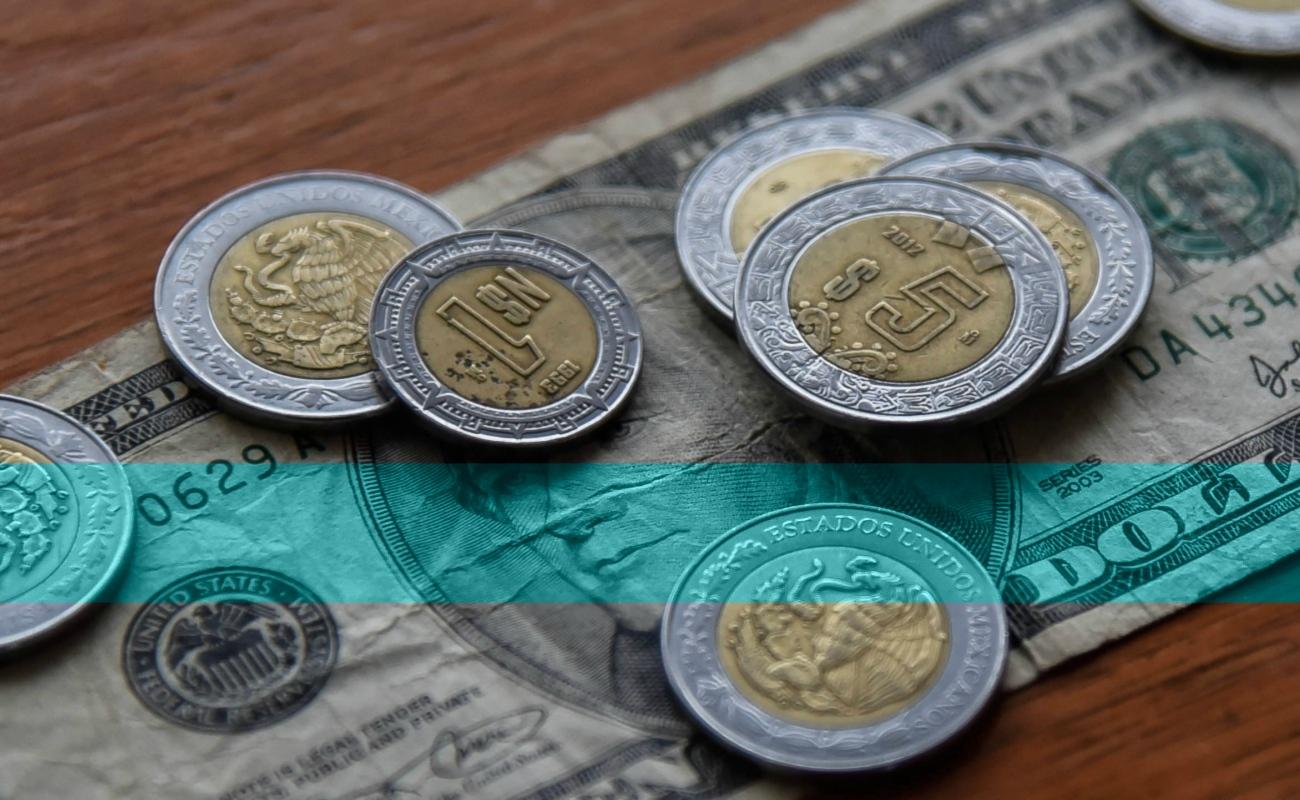 Sigue cayendo el peso frente al dólar; 18.89 pesos por unidad