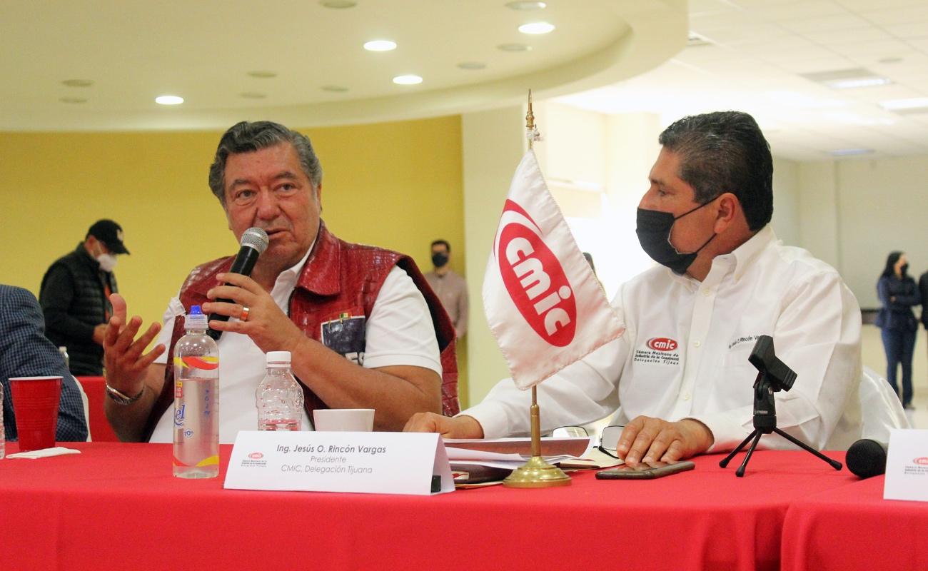 Plantea CMIC cinco ejes prioritariosen su primer encuentro con candidatos