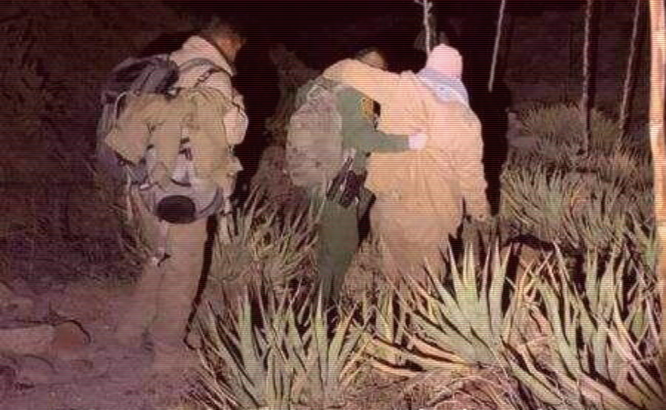 Rescata Patrulla Fronteriza a tres inmigrantes perdidos en desierto de California