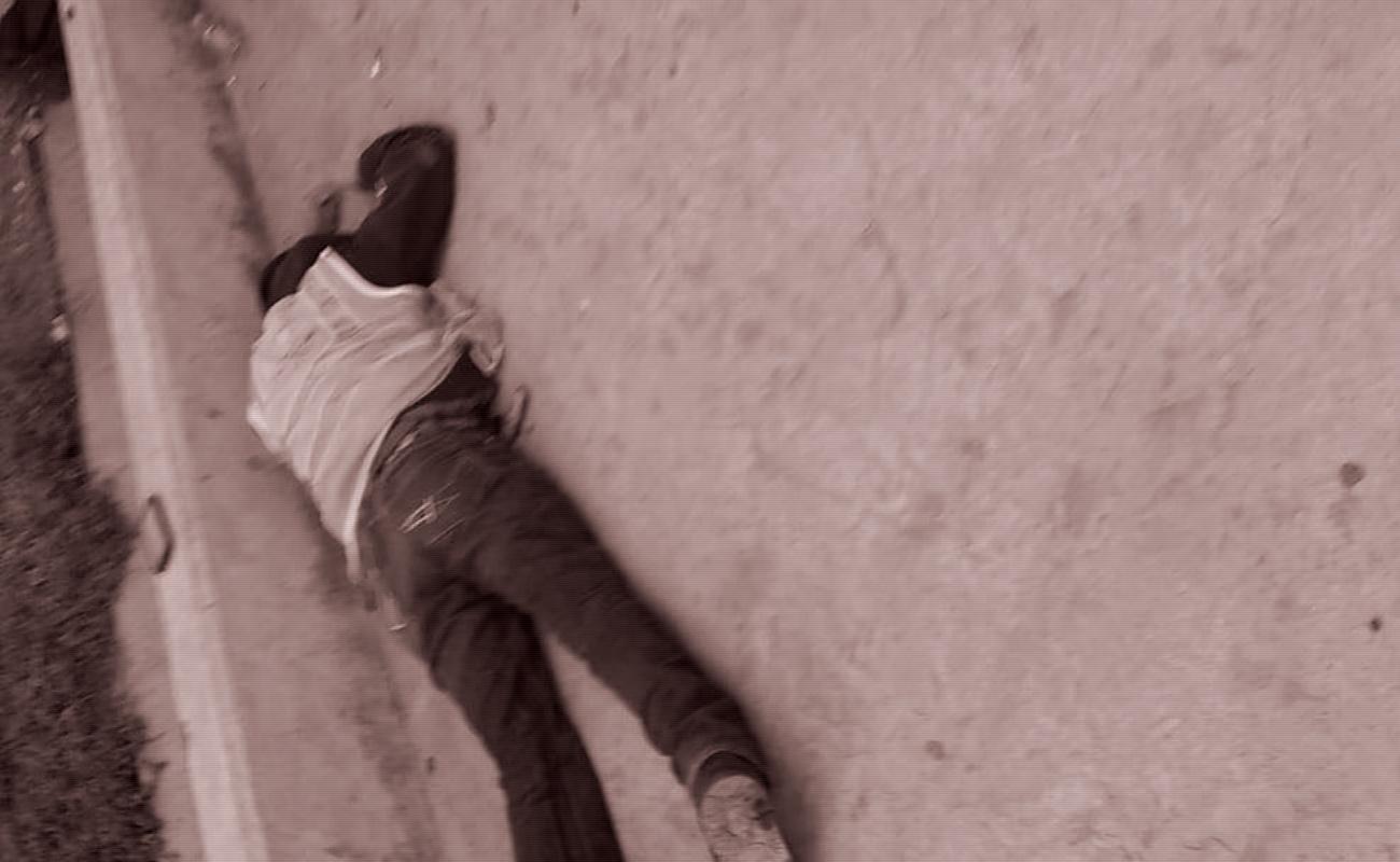 Tenía 18 años presunto asaltante muerto en robo a unidad de valores