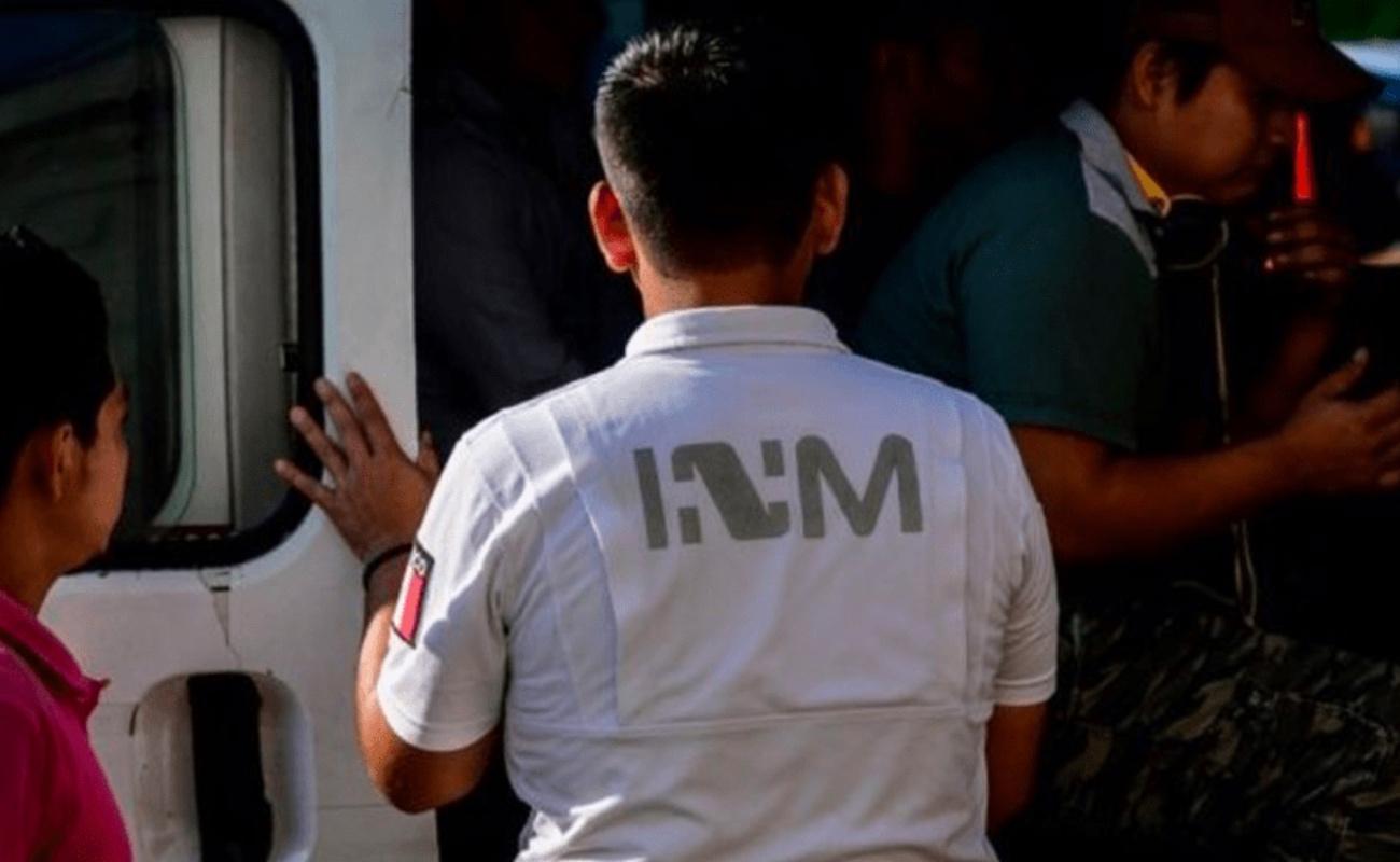 Cesa INM a 382 agentes corruptos
