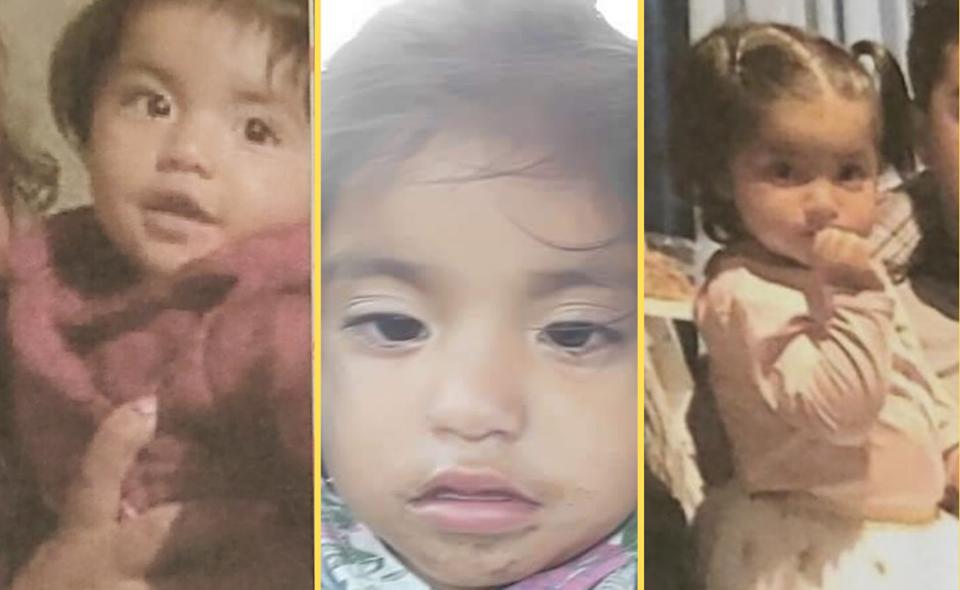 Confirma FGE: niña hallada en carretera libre es de familia desaparecida