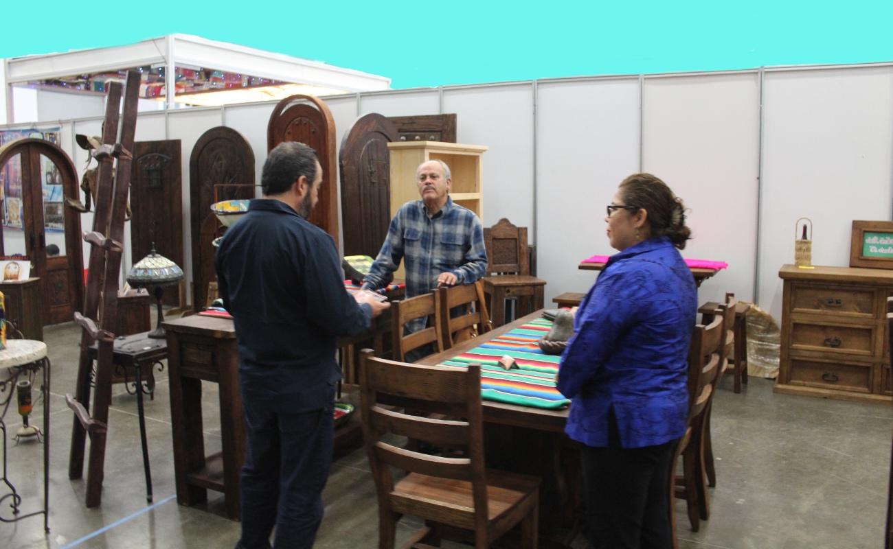 Arranca la Expo Mueble en el Baja Canter