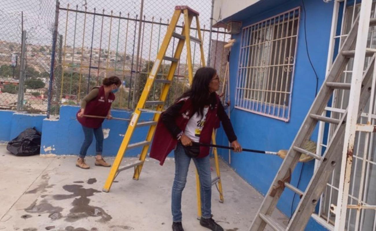 Mantienen programa de ayuda temporal durante pandemia en Rosarito