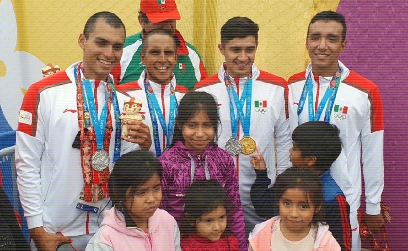 Alexis López gana segunda medalla en Lima 2019