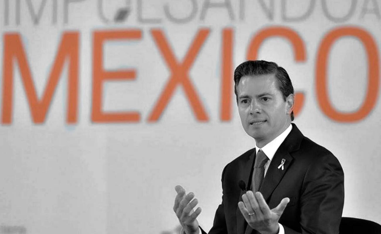 México va en buen camino para lograr un buen resultado en TLCAN: Peña Nieto