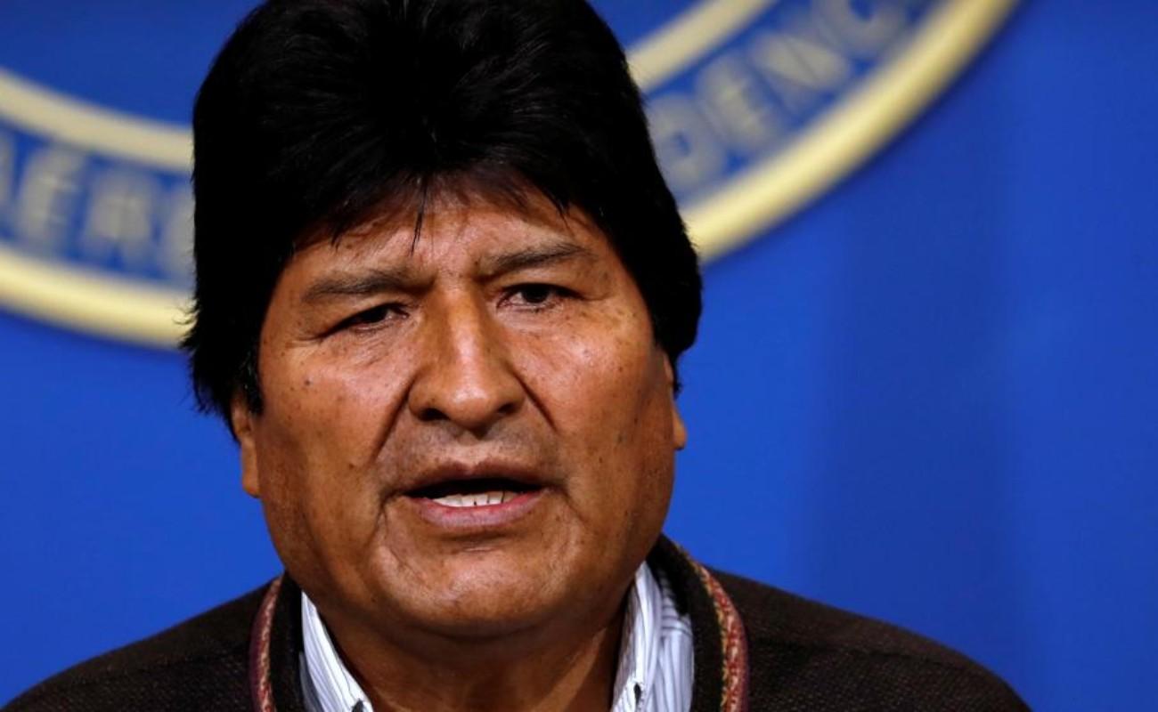 """Renuncia Evo Morales a presidencia de Bolivia; """"Mi pecado es ser indígena y cocalero"""""""