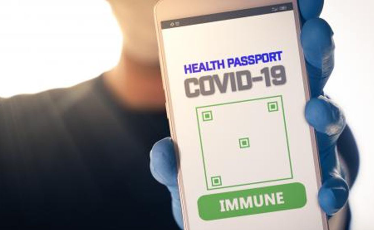 Probará Reino Unido sistema de pasaporte sanitario