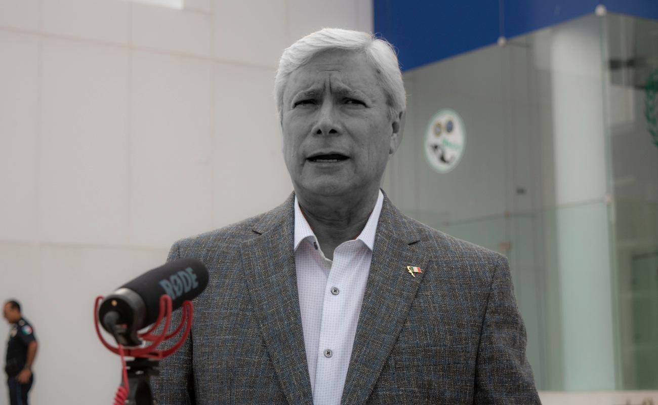 Gobierno no está por encima del Congreso de BC: Jaime Bonilla