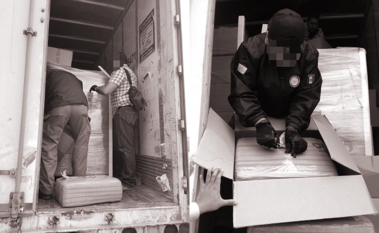 Aseguran en Tijuana 2.6 toneladas de marihuana