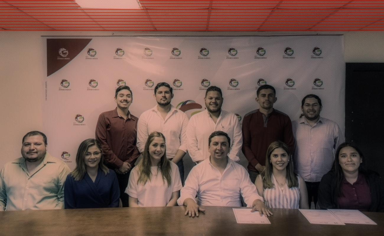 Renueva PRI sus liderazgos juveniles municipales