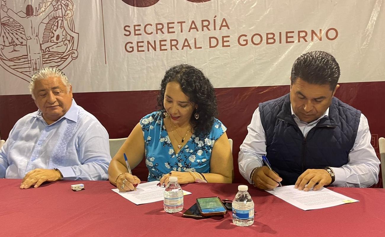 Firman transferencia de la CESPT al Ayuntamiento de Playas de Rosarito