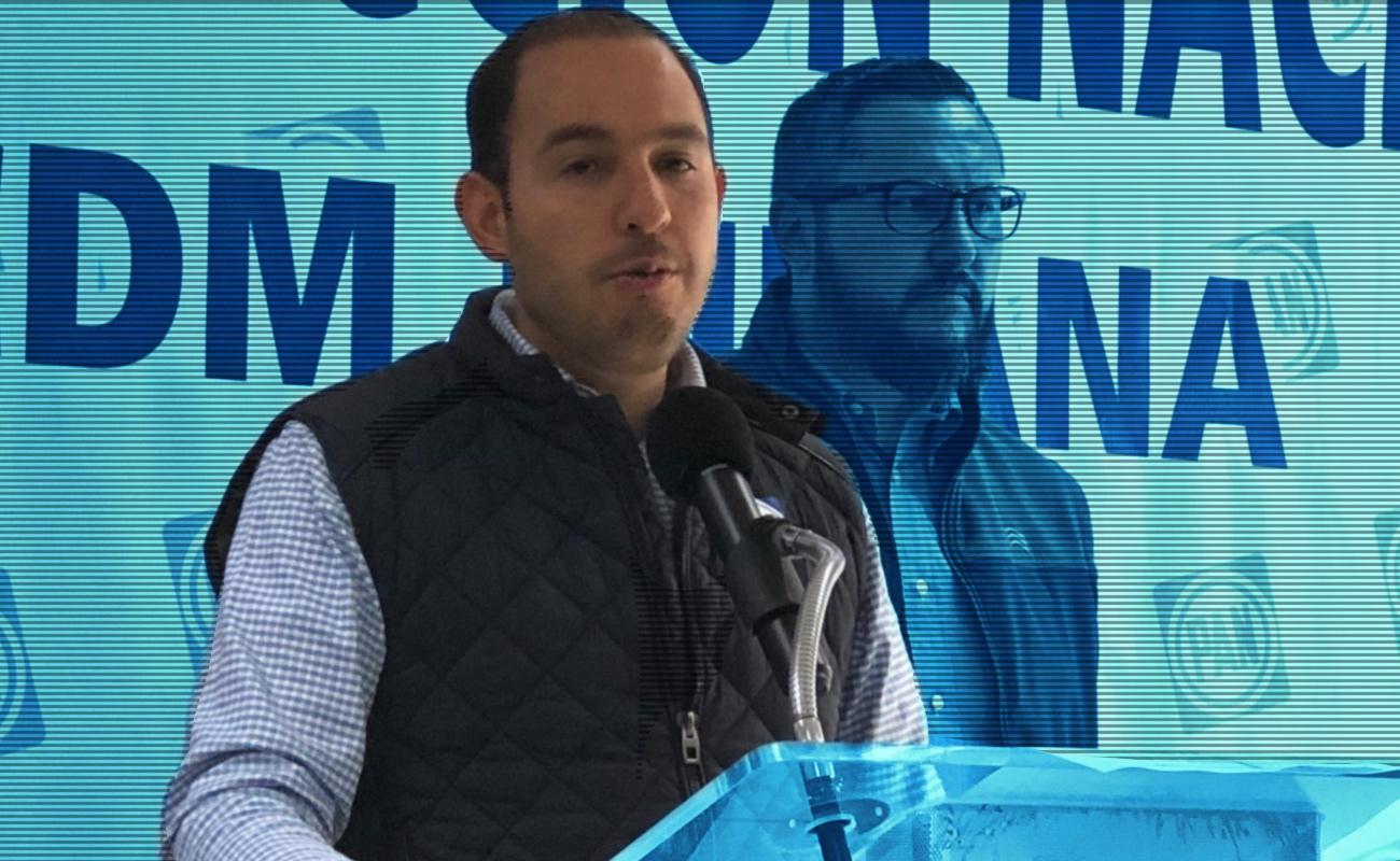 Expulsarán a diputados panistas que votaron a favor de ampliar periodo de Bonilla