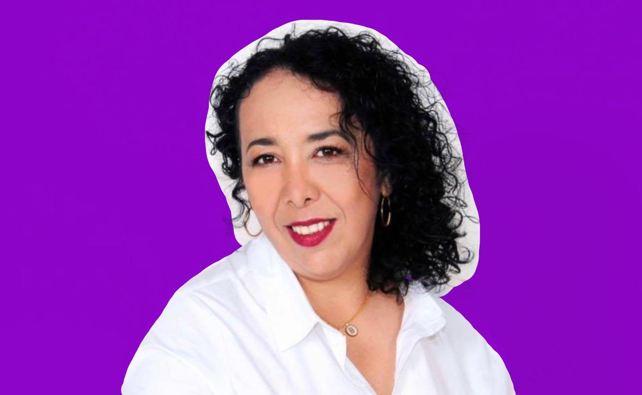 Inseguridad, tema recurrente en los recorridos de Araceli Brown