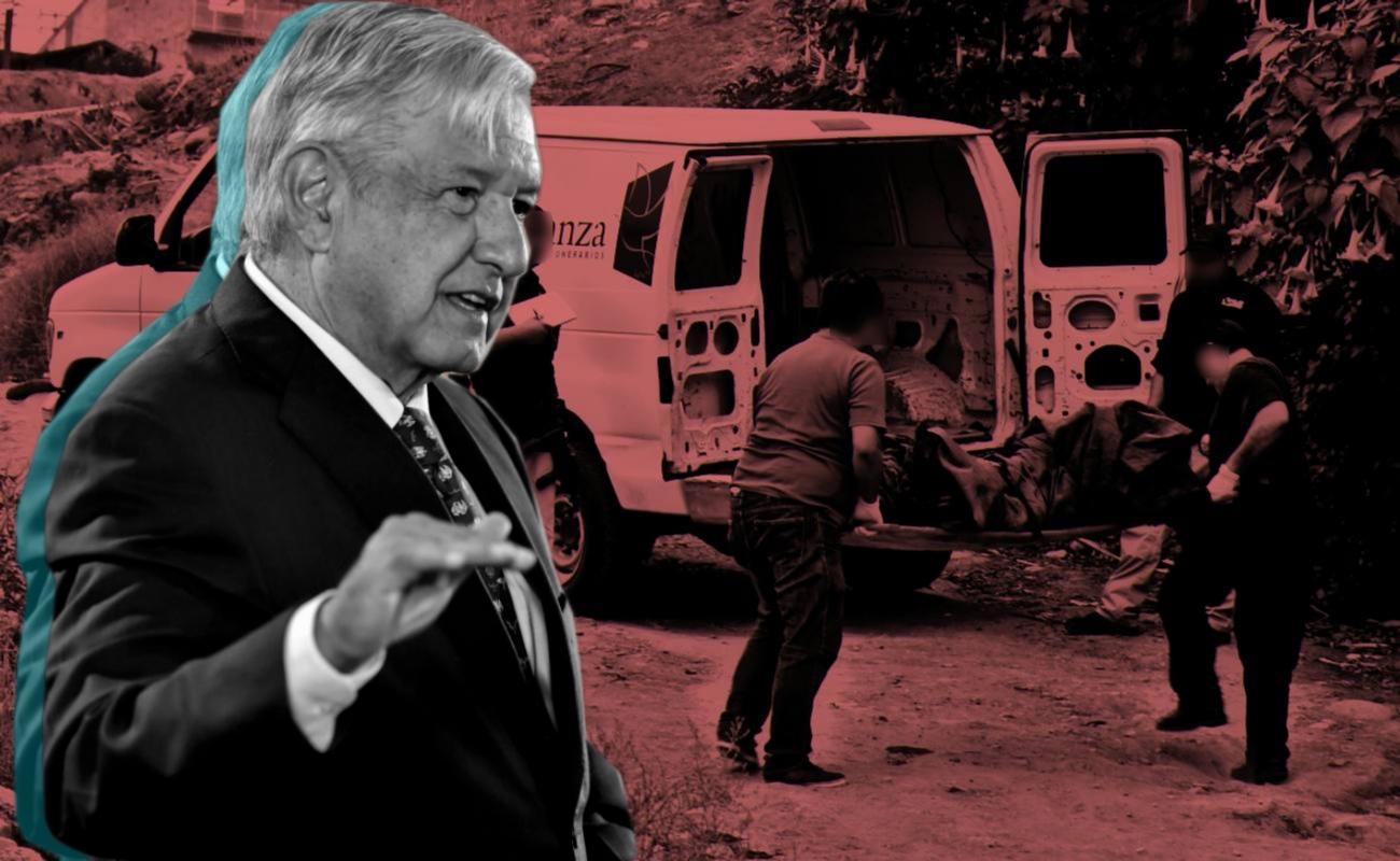 Reconoce AMLO homicidios rebasados en Tijuana pese a operativo