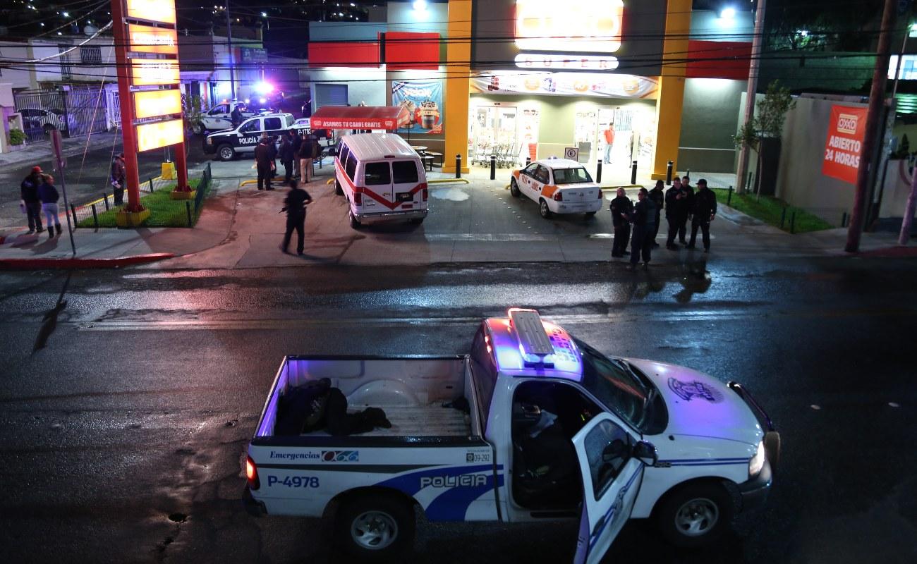 Sin disminuir ejecuciones y robos con violencia en BC: CCSPBC