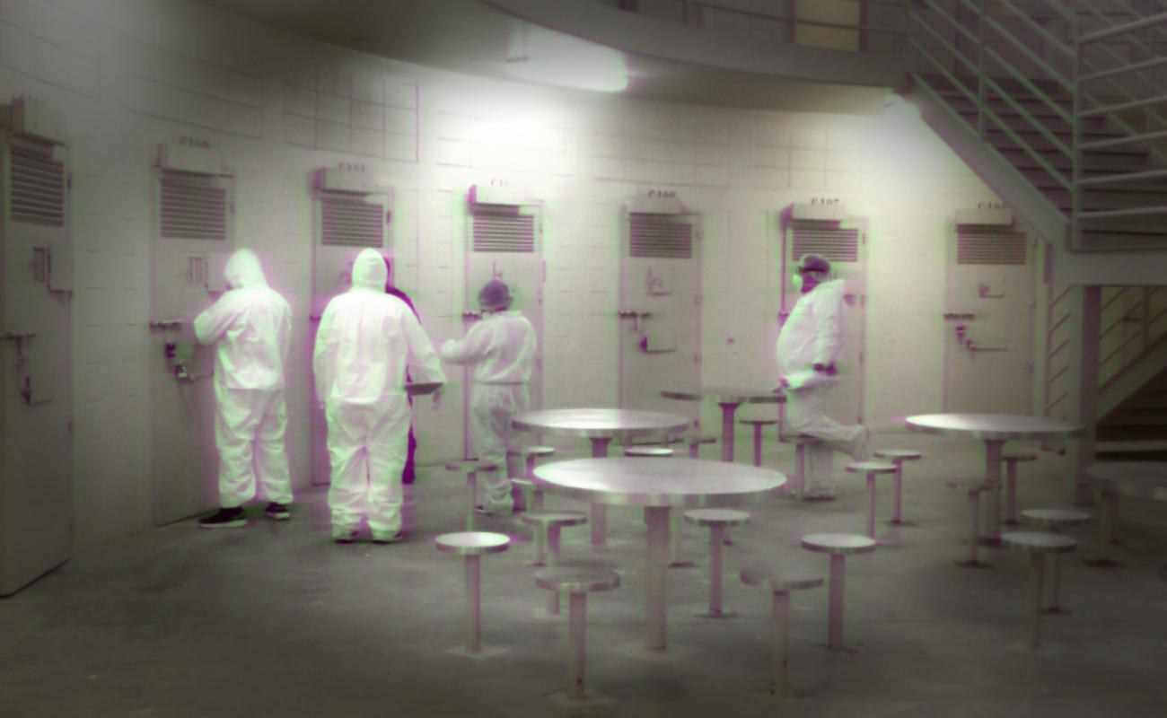Realizan recorridos por penales de BC para detectar casos de coronavirus