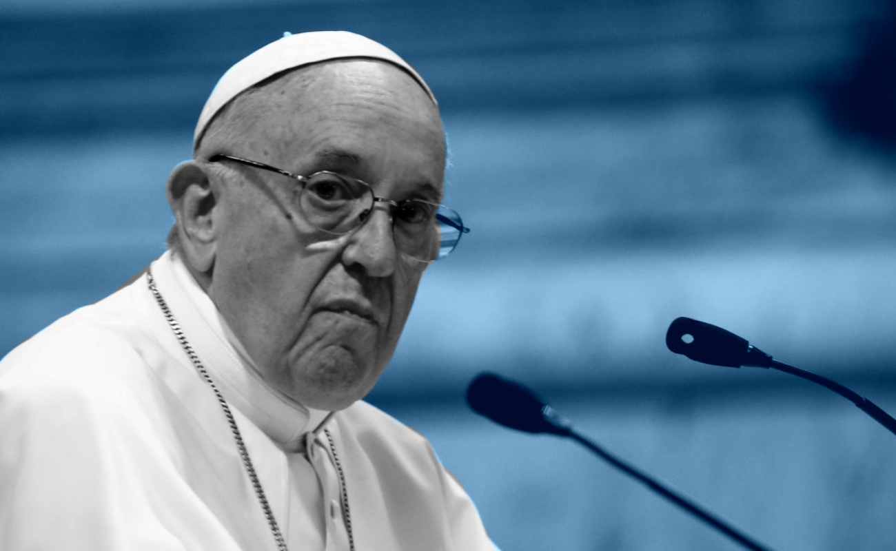 Es mejor vivir como ateo que yendo a la iglesia y odiando: Francisco