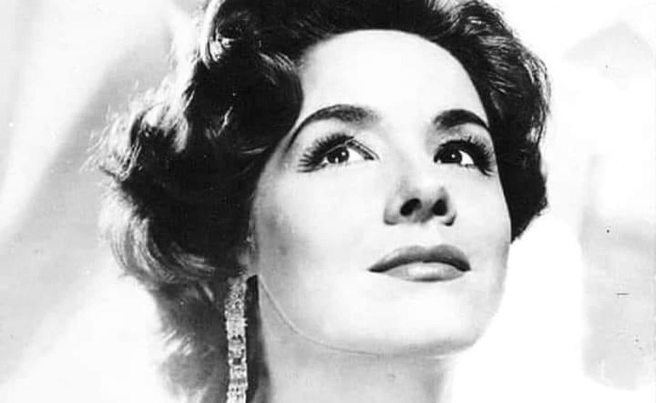 Fallece la actriz Rosita Quintana a los 96 años de edad