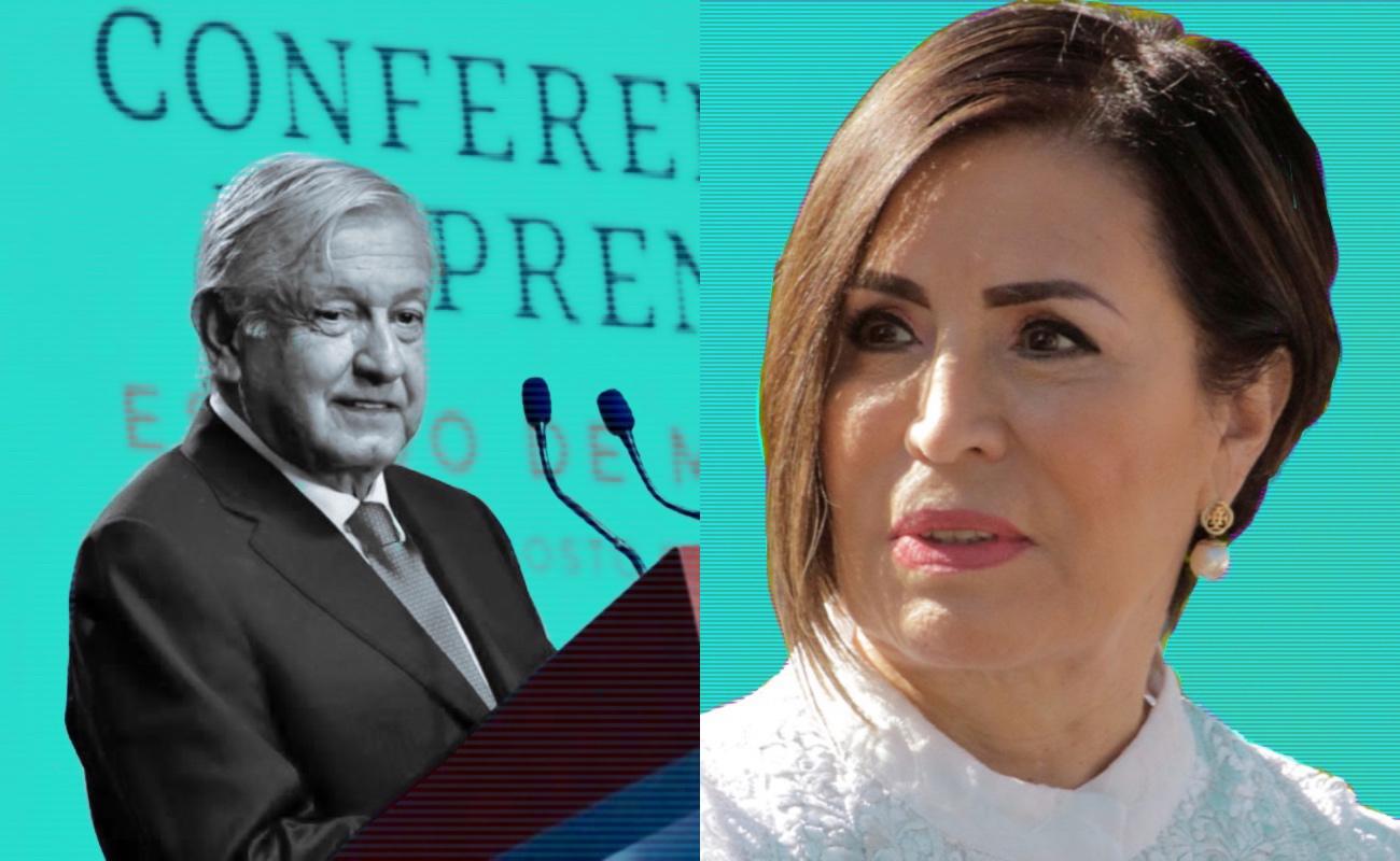 """""""No haré leña del árbol caído"""": AMLO, al descartar nueva investigación contra Rosario Robles"""