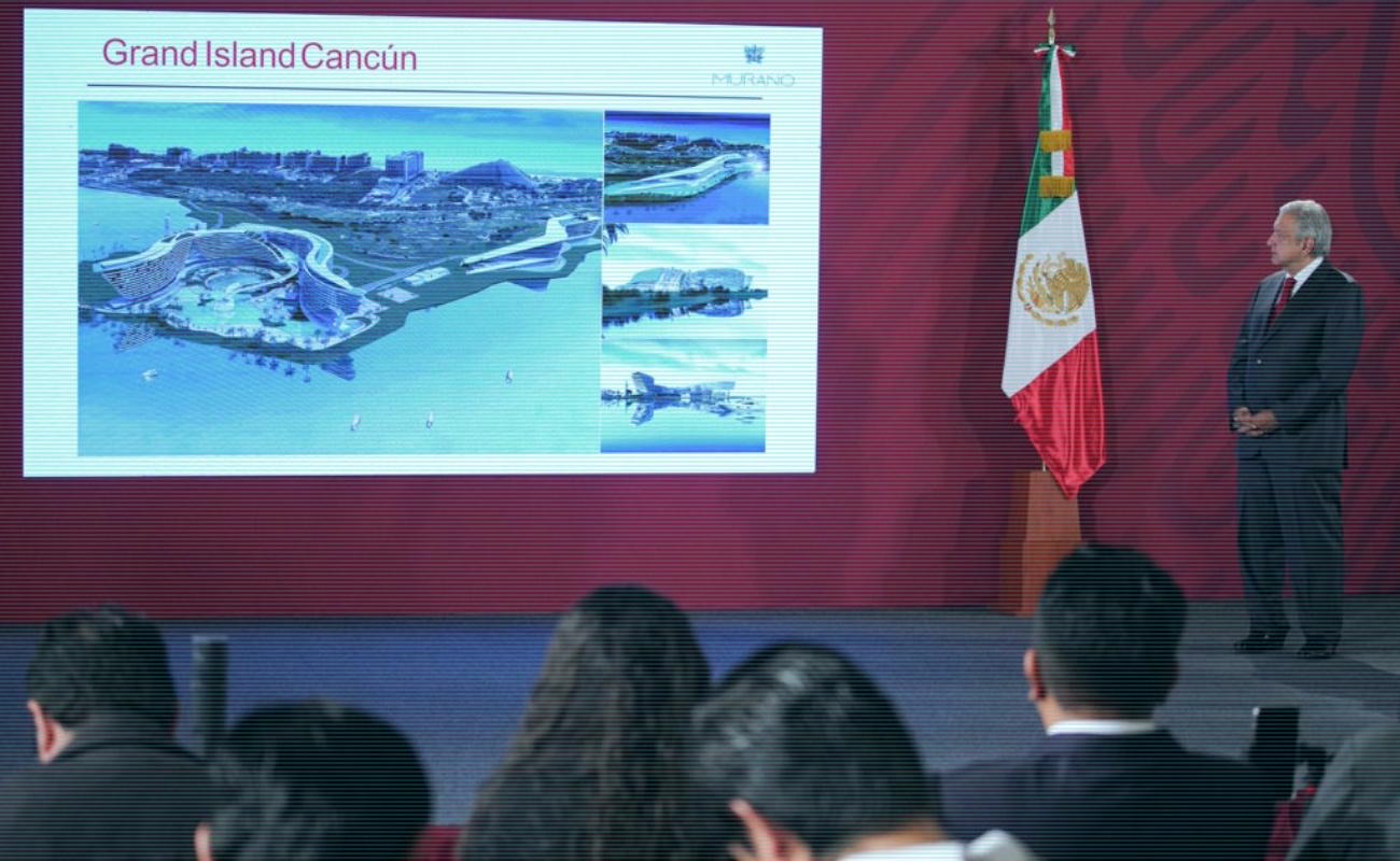 Turismo, clave para la economía: AMLO