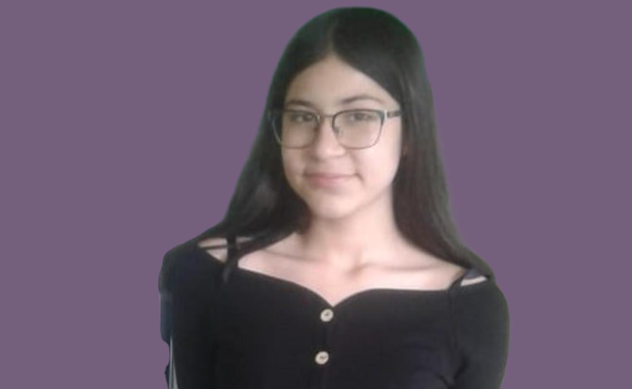 Desconocen paradero de jovencita de 14 años de edad