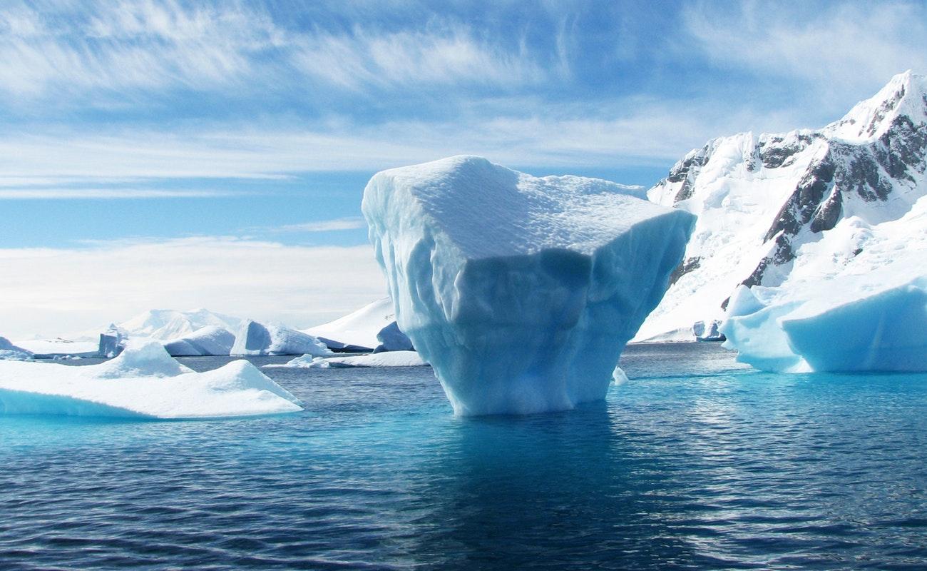 Revelan ruptura de iceberg de la Antártida Occidental