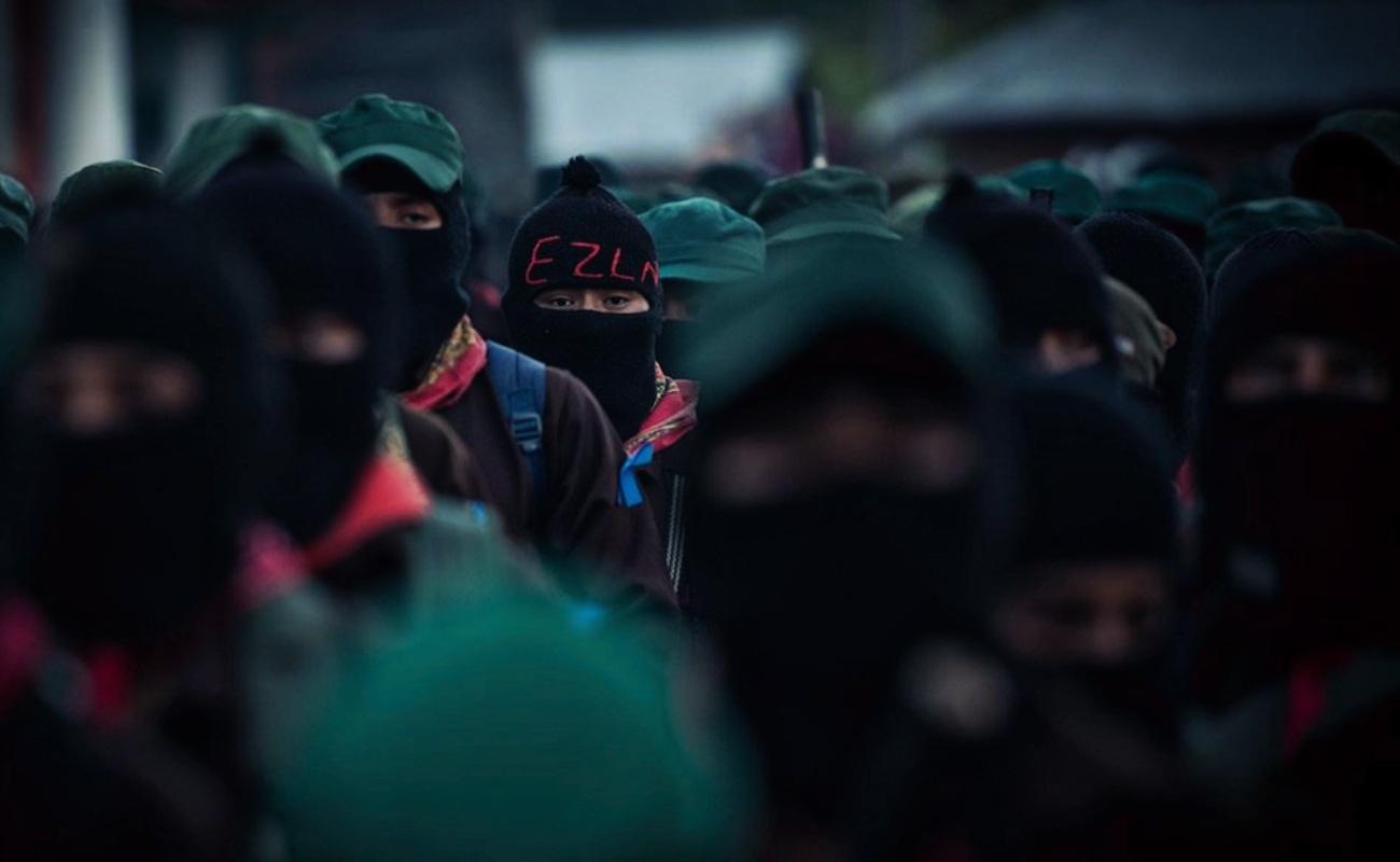 Zapatistas no me van a 'cucar'; no caeremos en ninguna provocación: AMLO