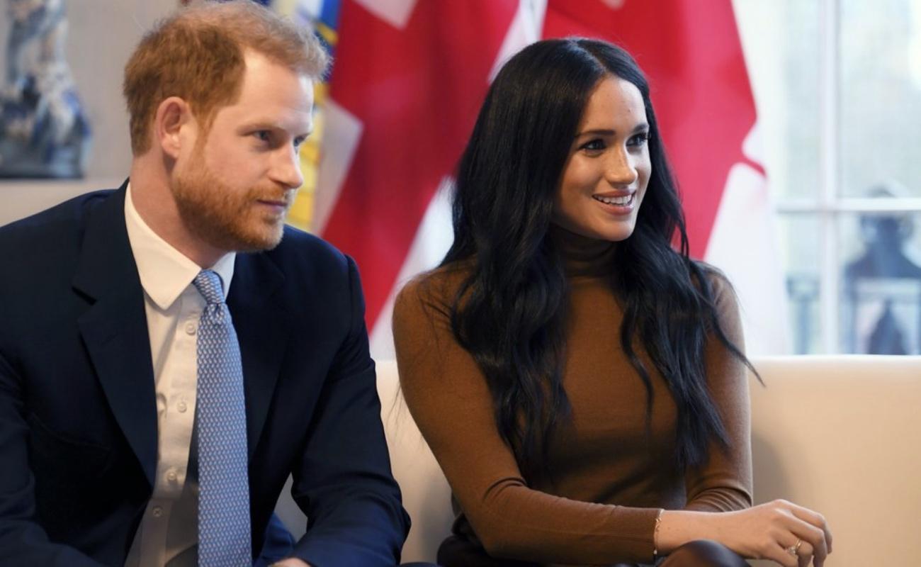 Príncipe Harry y la duquesa Meghan dejan la realeza británica