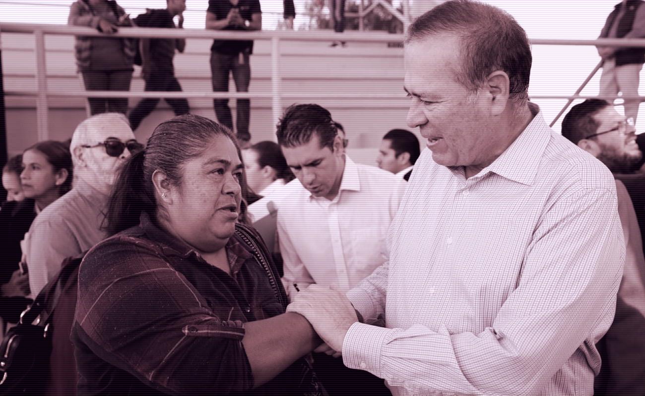 Presenta González Cruz Plan de 100 Días ante comunidad de Salvatierra