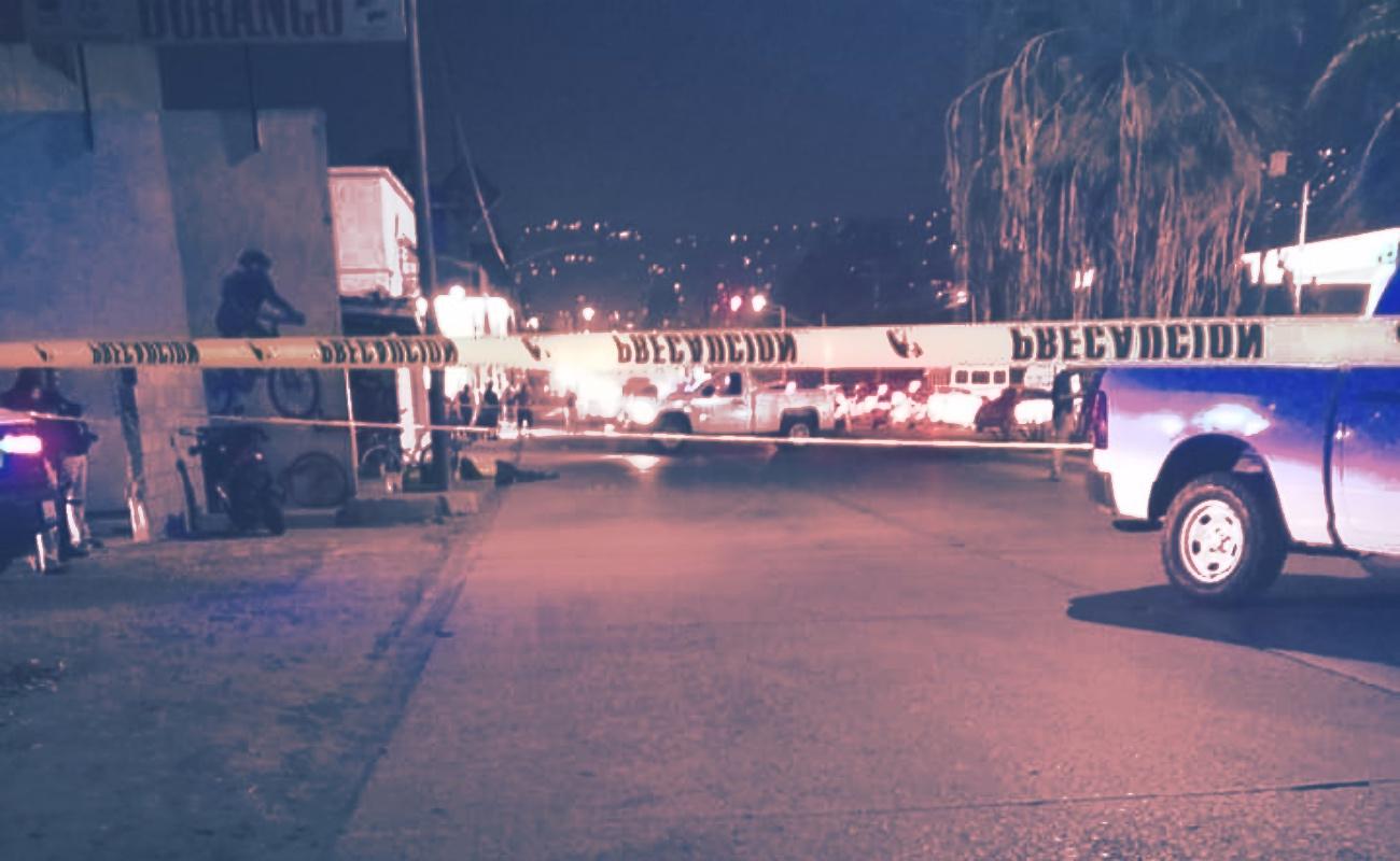 Asesinan a hombre en Valle Verde de Ensenada
