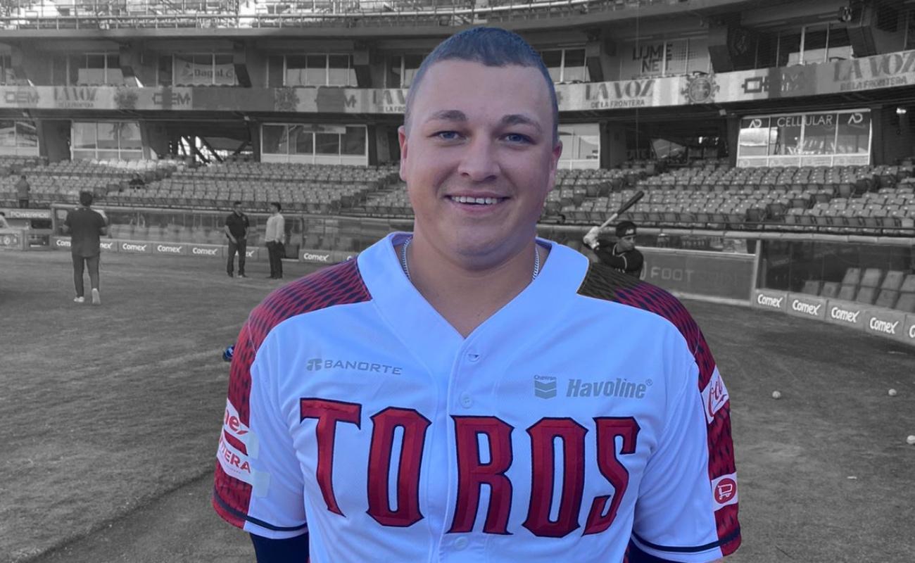 Buscará Nick Struck el Bicampeonato con Toros de Tijuana