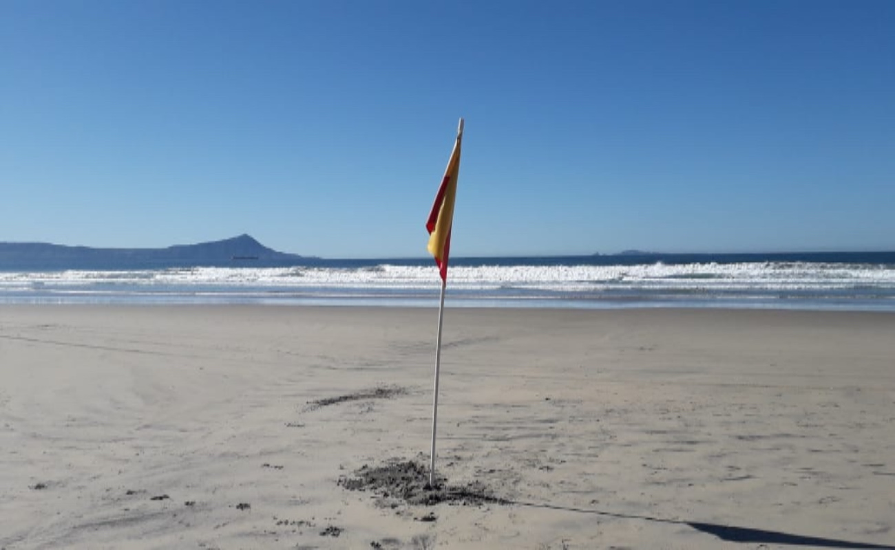 Refuerzan plan de mitigación en Playa Hermosa