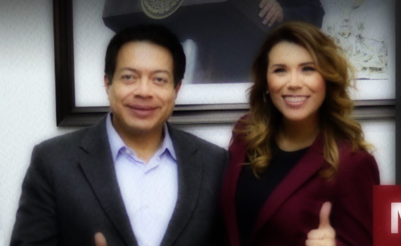 Gana Marina del Pilar encuesta para gobernatura de BC por Morena