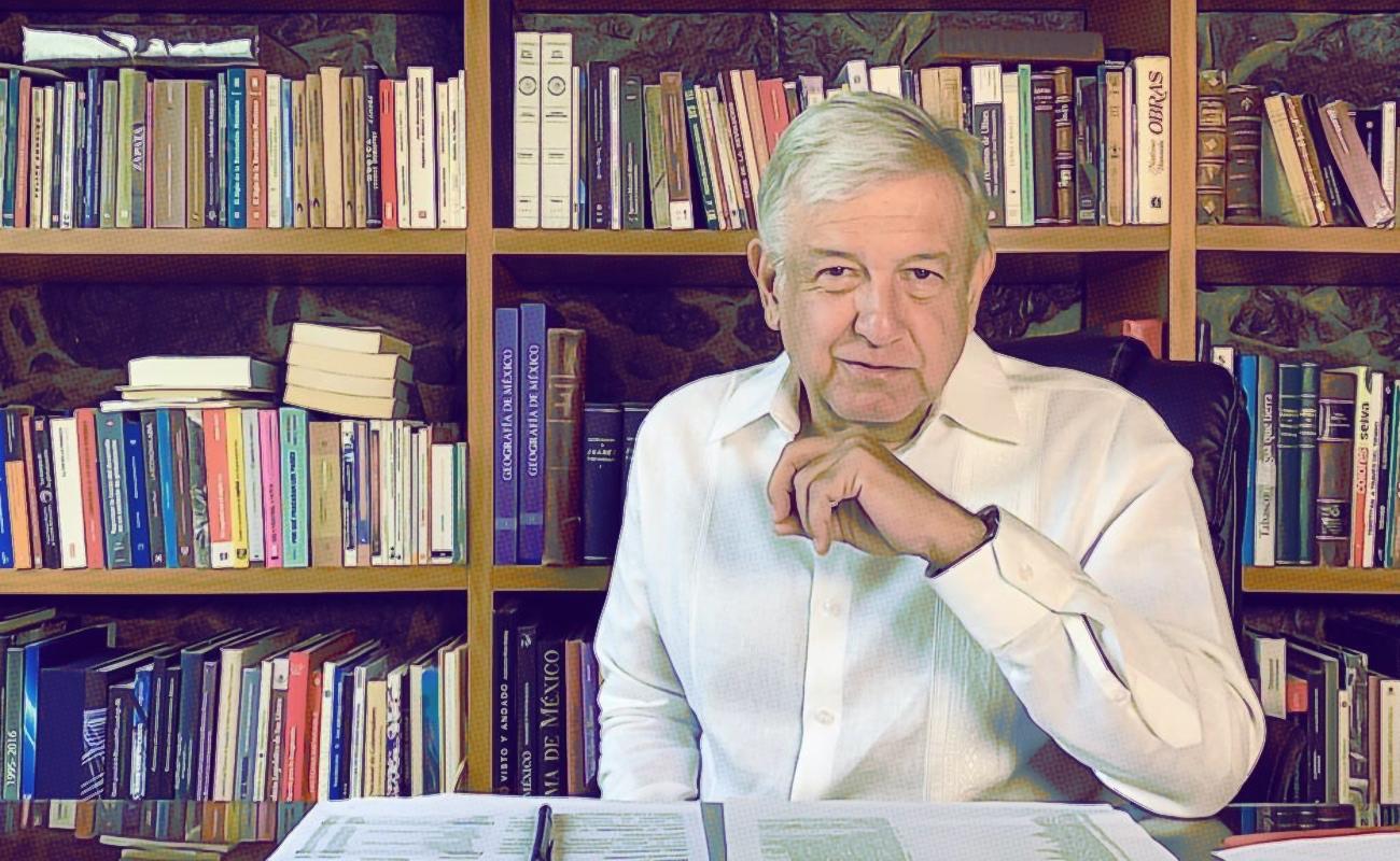 Pide López Obrador apoyo combatir robo de combustible