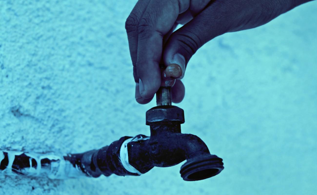 Anticipan cortes temporales de agua por 5 días para 13 mil viviendas de GEO