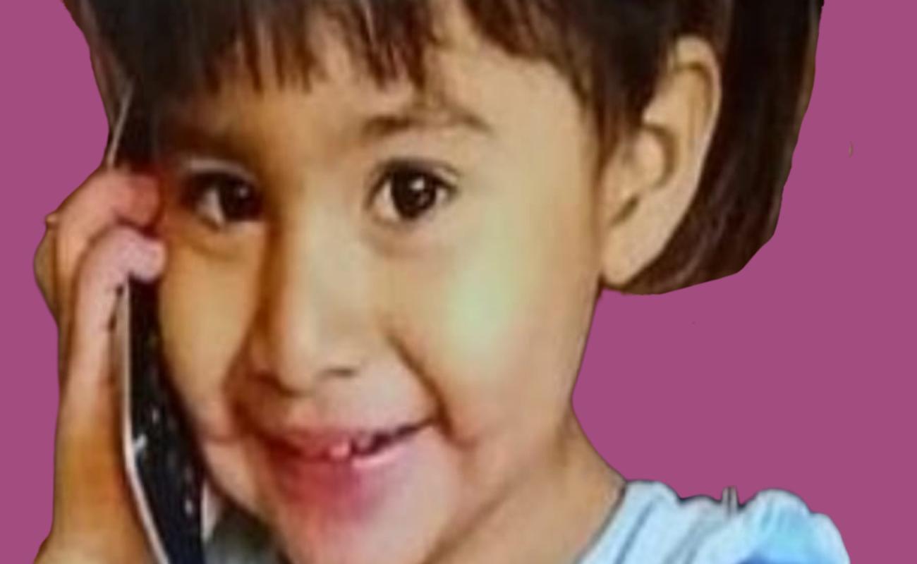 Activan Alerta Amber por niña de dos años de edad en Ensenada