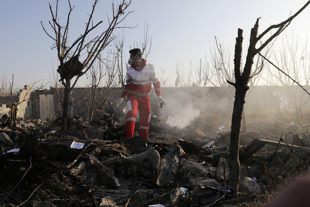 Irán reconoce que derribó avión ucraniano
