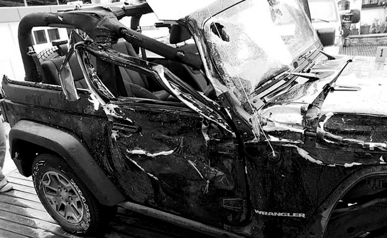 Líder juvenil del PRI mató a su novia en accidente y la abandonó en Hospital Civil