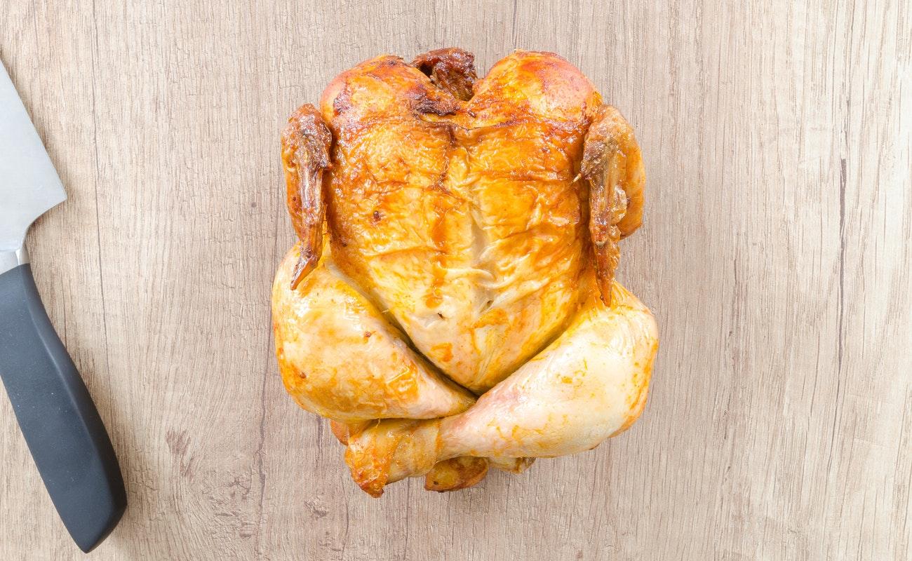 ¿Por qué los pollos qué comemos son más grandes que antes?