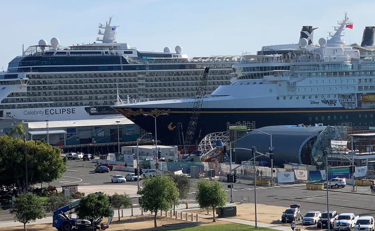 Reporta San Diego ocho casos de Covid-19 en cruceros