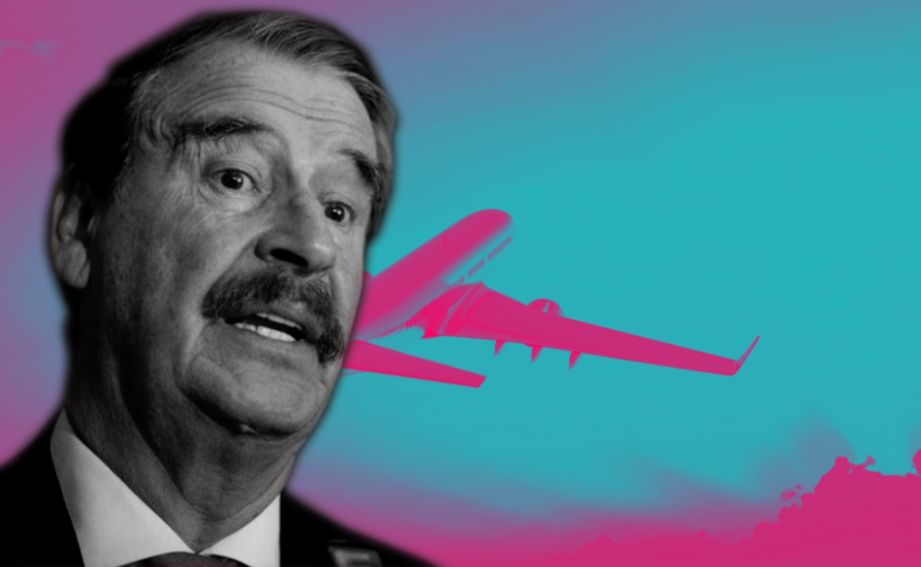 "Cancelar NAIM es ""escupirle a México en la cara"": Fox"