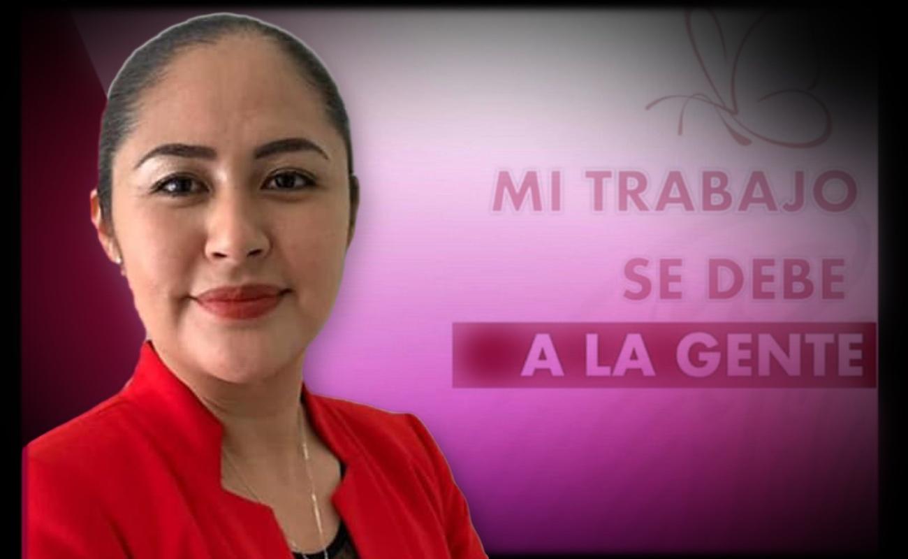 Detienen en Puebla a diputada suplente de Morena con armas y granadas