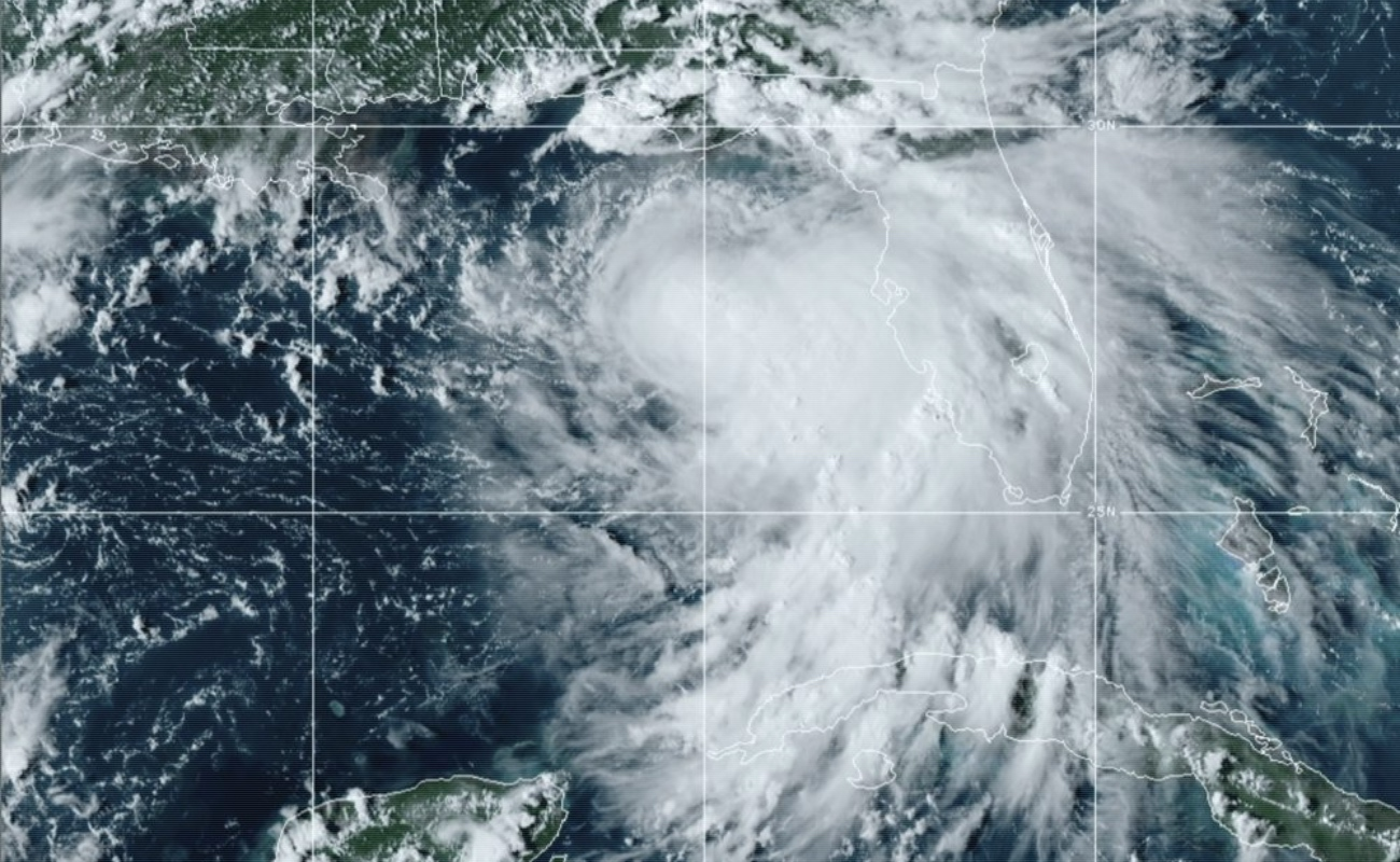 Tormenta tropical Sally, la nueva amenaza para el Golfo de México