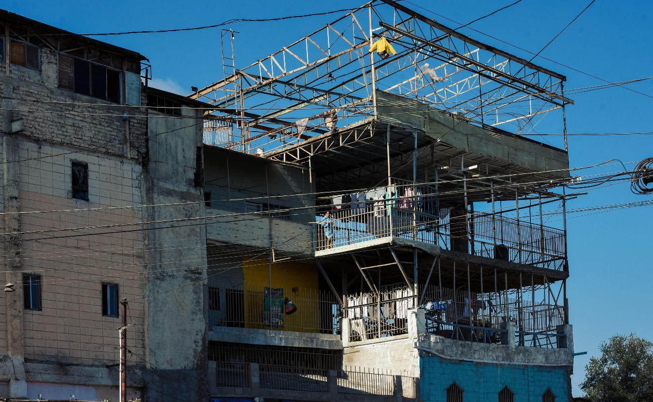 "Un ""Manicomio"" que alberga los fantasmas de Tijuana"