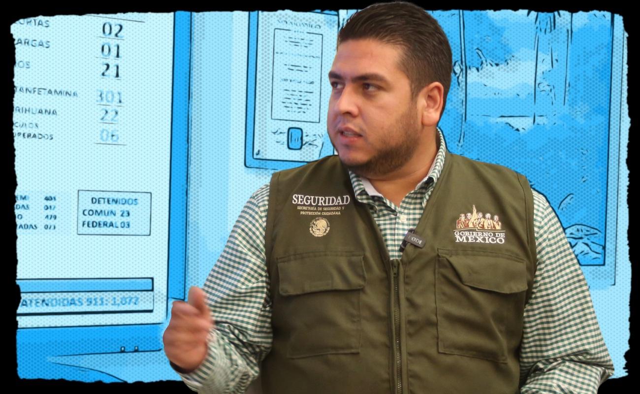 Decomisan 580 kilos de cristal descargados de avioneta en Ensenada