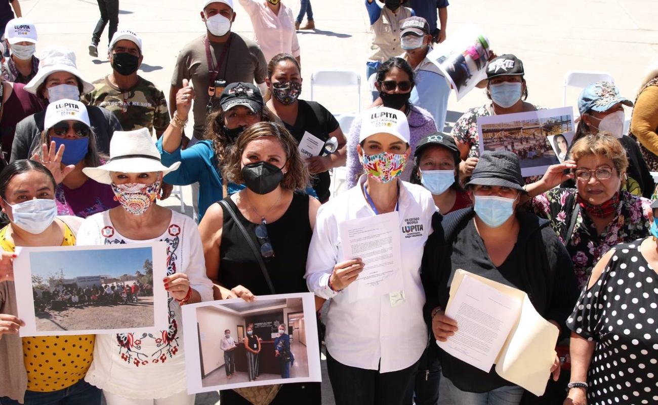 Apoyo para grupos vulnerables no desaparecerá: Lupita Jones