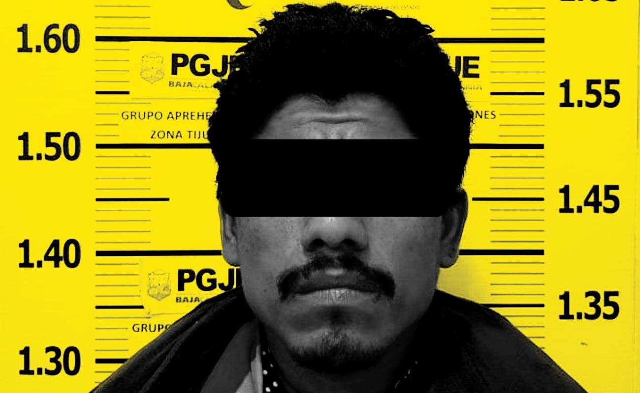 Asesinó a su pareja para robarse a su hijo; lo detuvieron en la 5 y 10