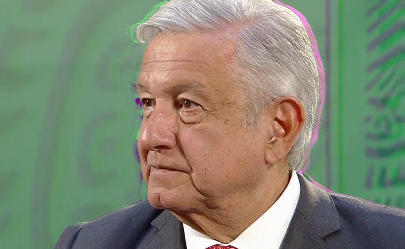 Descarta López Obrador confrontación con Estados Unidos tras pedir retiro de bloqueo a Cuba