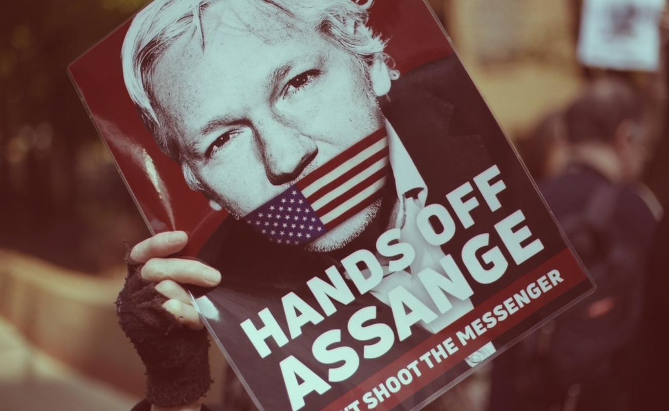López Obrador se solidariza con Assange y desea su liberación